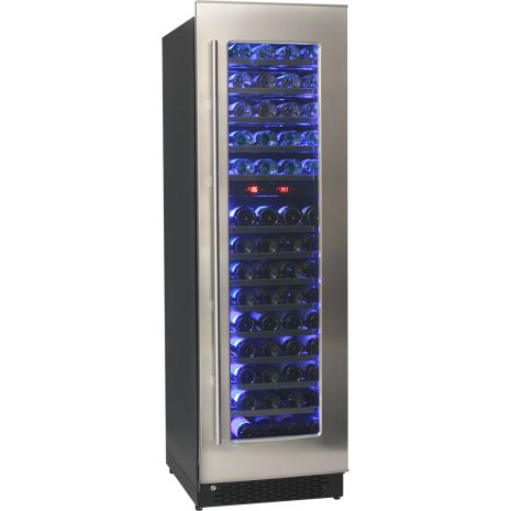 Dual Zone Wine Fridge With Unique Shelving