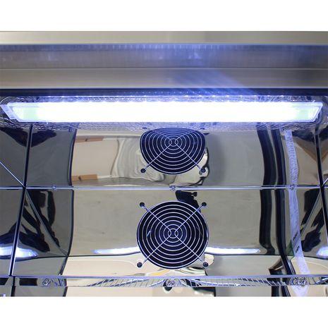 Rhino Outdoor Bar Fridge Energy Saving Led Lighting
