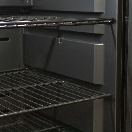 Under Zero Cold Beer Fridge - Adjustable Shelving