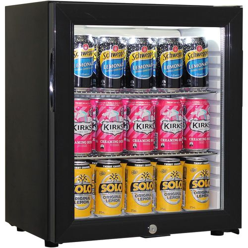 Schmick Quiet Accommodation Mini Bar Fridge Model SK55-B