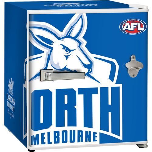 Kangaroos Carlton Draught Beer Fridge