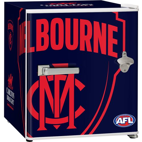 Melbourne Demons Carlton Draught Beer Fridge