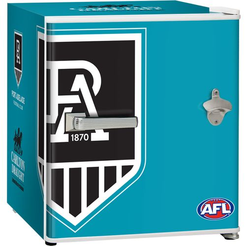 Port Adelaide Power Carlton Draught Beer Fridge