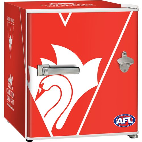 Sydney Swans Carlton Draught Beer Fridge