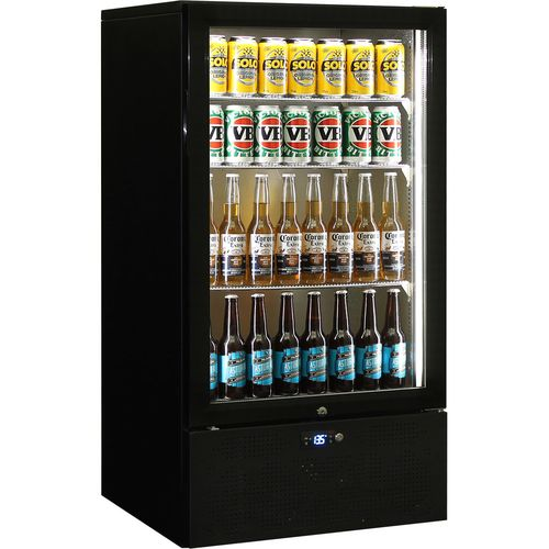 Schmick Short Upright Bar Fridge Model SK220-B