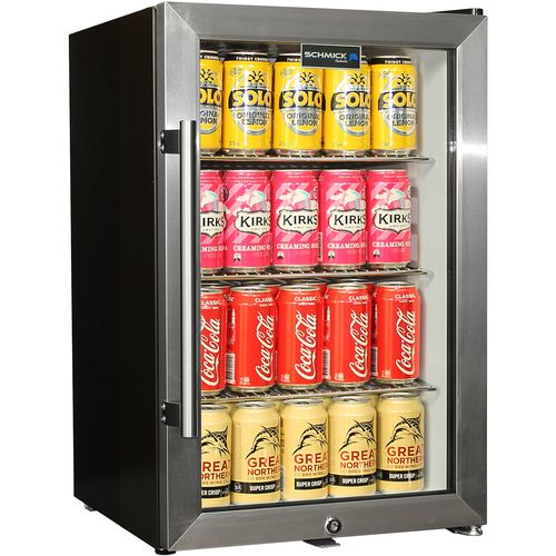 Glass Door Mini Alfresco Bar Fridge