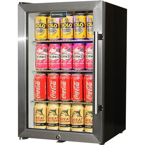 Alfresco Glass Door Mini Bar Fridge