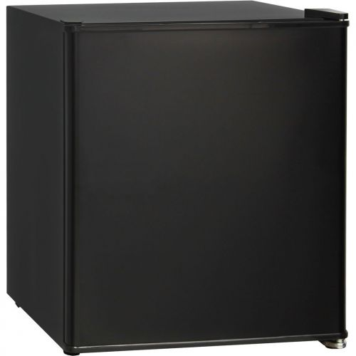 Motel Room Black Quiet Mini Bar Fridge HUS-BC46B2