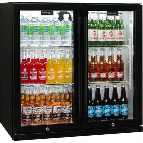 Alfresco Schmick Bar Fridge Heated Glass
