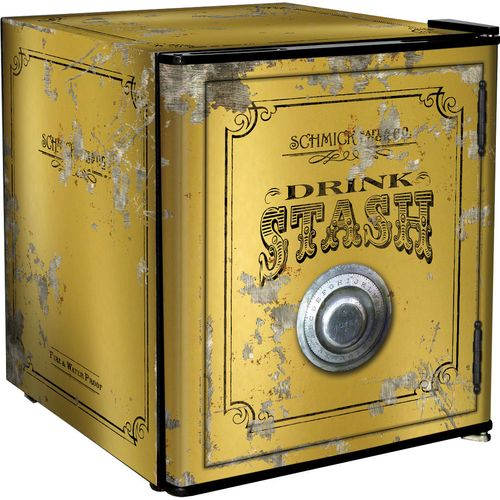 Gold Bank Safe Fridge