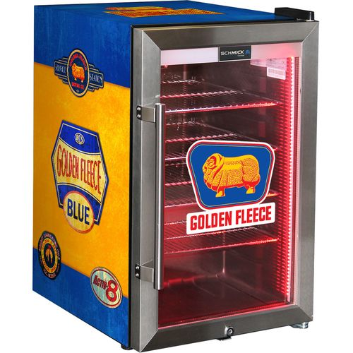 Fuel Pump Fridge Golden Fleece Theme