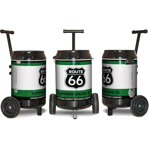 Route 66 Branded Can Cooler